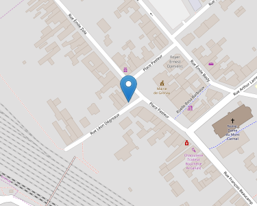 Adresse Caf du Pas-de-Calais - Point-relais Grenay