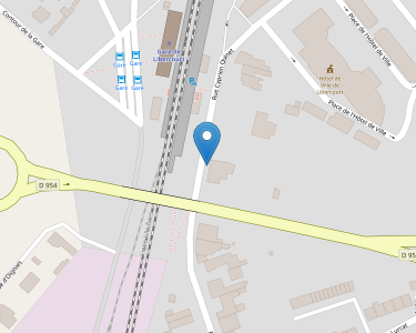 Adresse Caf du Pas-de-Calais - Point-relais Libercourt