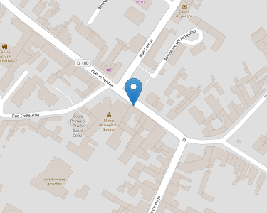 Adresse Caf du Pas-de-Calais - Point-relais Noyelles-Godault