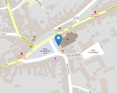 Adresse Caf du Pas-de-Calais - Point-relais Samer