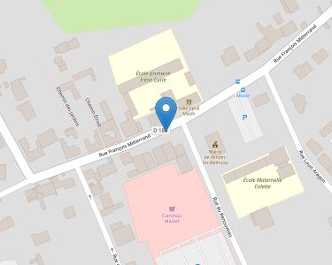 Adresse Caf du Pas-de-Calais - Point-relais Vendin-les-Bethune