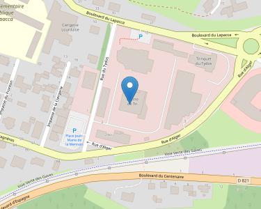 Adresse Caf des Hautes-Pyrénées - Point-relais Lourdes