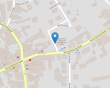 Adresse Caf du Bas-Rhin - MSAP Wasselonne