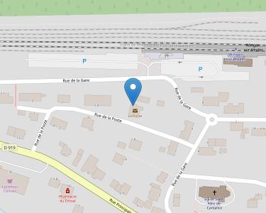 Adresse Caf du Bas-Rhin - MSAP Wingen sur Moder