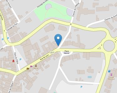 Adresse Caf du Rhône - MSAP Saint Laurent de Chamousset