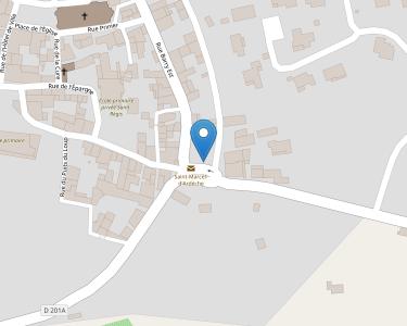 Adresse Caf de l'Ardèche - MSAP Saint-Marcel d'Ardèche