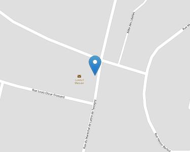Adresse Caf de la Haute-Saône - Point-relais Luxeuil-les-Bains