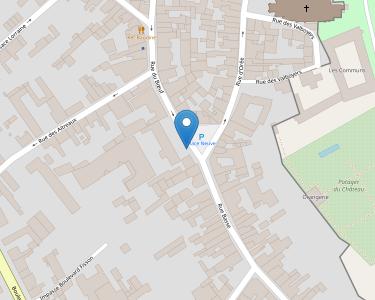 Adresse Caf de la Sarthe - Point-relais Le Lude