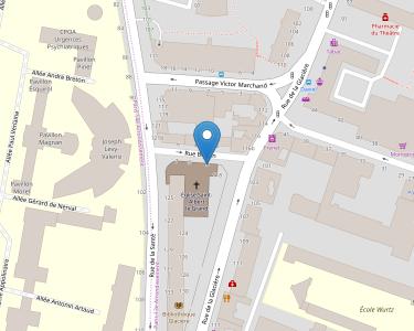 Adresse Caf de Paris - Point-relais Paris