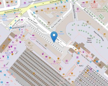 Adresse Caf de Paris - Siege Paris