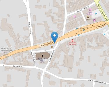 Adresse Caf de Seine-Maritime - MSAP Buchy