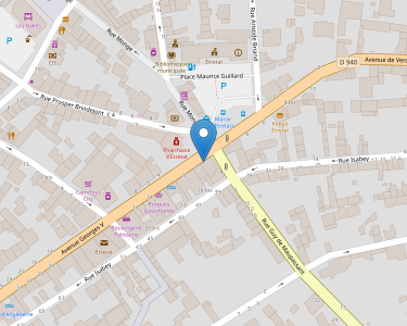 Adresse Caf de Seine-Maritime - MSAP Etretat