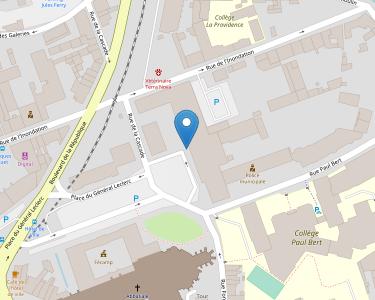 Adresse Caf de Seine-Maritime - Point-relais Fécamp