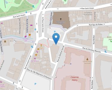 Adresse Caf de Seine-Maritime - Point-relais Rouen