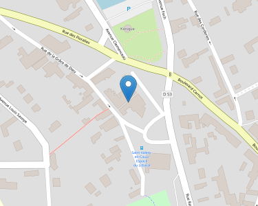 Adresse Caf de Seine-Maritime - MSAP Saint-Valery-en-caux