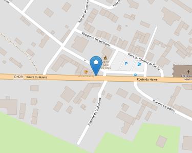 Adresse Caf de Seine-Maritime - Point-relais Tôtes