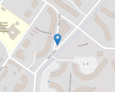 Adresse Caf des Yelines - Point-relais Chanteloup-Les-Vignes