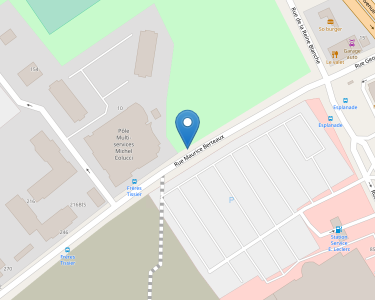 Adresse Caf des Yelines - MSAP Carrières-Sous-Poissy