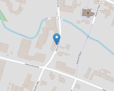 Adresse Caf des Ardennes - MSAP Juniille