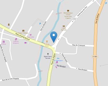 Adresse Caf des Ardennes - MSAP Signy L'Abbaye