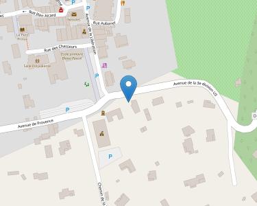 Adresse Caf du Var - MSAP Méounes-lès-Montrieux