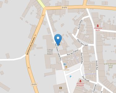 Adresse Caf de la Haute-Vienne - MSAP Le Dorat