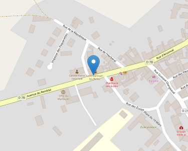 Adresse Caf de la Haute-Vienne - MSAP Saint-Germain-les-Belles