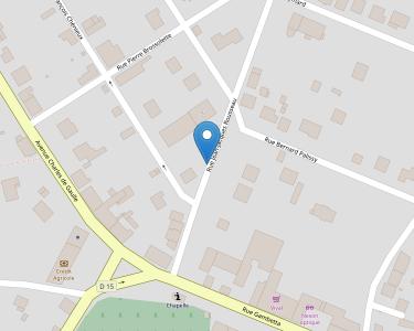 Adresse Caf de la Haute-Vienne - MSAP Nexon