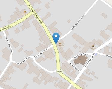 Adresse Caf des Vosges - MSAP de Bulgneille