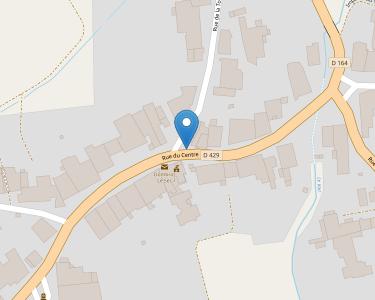 Adresse Caf des Vosges - Point-relais Dombrot-le-Sec