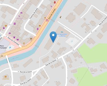 Adresse Caf des Vosges - MSAP de La Bresse