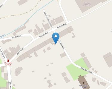 Adresse Caf des Vosges - MSAP La Verrerie de Porthieux