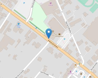 Adresse Caf des Vosges - Point-relais Le Thillot