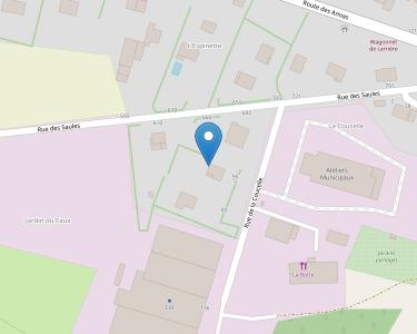 Adresse Caf des Vosges - MSAP de Saulxures-sur-Moselotte