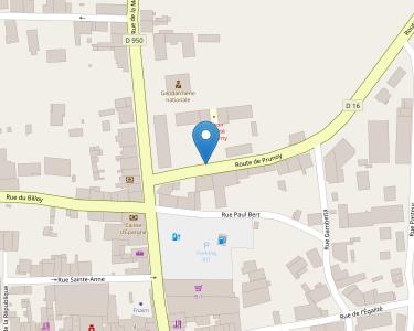 Adresse Caf de l'Yonne - MSAP Charny