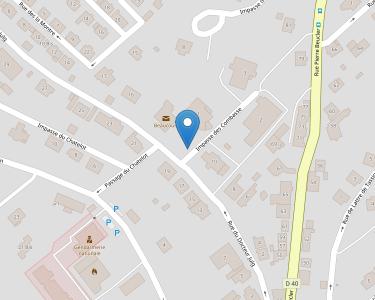 Adresse Caf du Territoire de Belfort - Point-relais Beaucourt