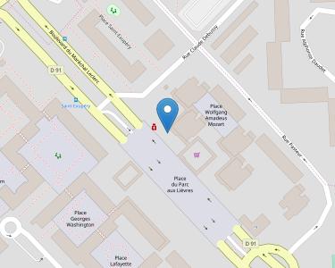 Adresse Caf de l'Essonne - Point-relais Ery