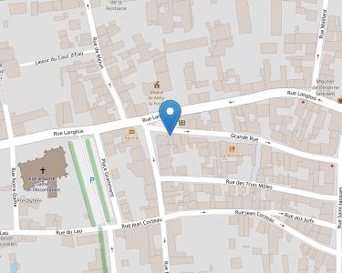 Adresse Caf de l'Essonne - Point-relais Milly-la-Forêt