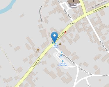 Adresse Caf de l'Essonne - Point-relais Saclas
