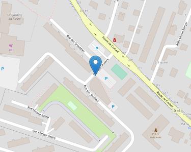 Adresse Caf de l'Essonne - Point-relais Sainte Geneièe-des-Bois