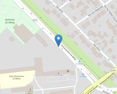 Adresse Caf de l'Essonne - Point-relais Viry-Châtillon