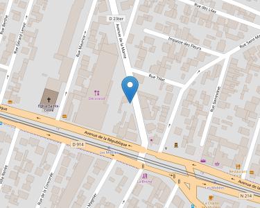 Adresse Caf de Seine-Saint-Denis - MSAP Epinay-sur-Seine