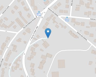 Adresse Caf de Seine-Saint-Denis - MSAP Gagny