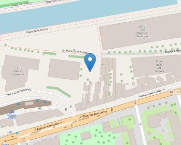 Adresse Caf de Seine-Saint-Denis - MSAP Pantin