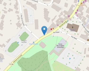 Adresse Caf du Val-de-Marne - MSAP L'Haÿ les Roses