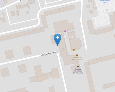 Adresse Caf du Val-d'Oise - MSAP Saint-Gratien