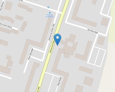 Adresse Caf du Val-d'Oise - MSAP Villiers-le-Bel