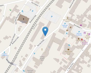 Adresse COMMUNE DE PALAISEAU