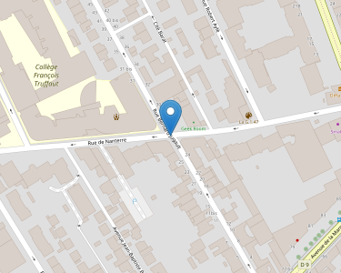 Adresse INSTITUT DEPARTEMENTAL GUSTAVE BAGUER