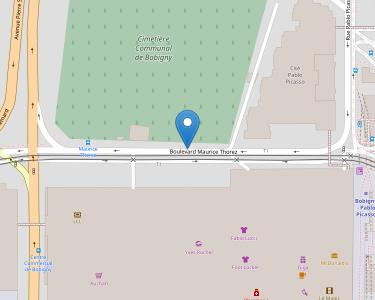 Adresse CCAS DE DRANCY